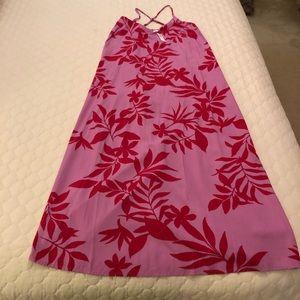 NWT Hawaiian Old Navy Maxi Dress 🌺